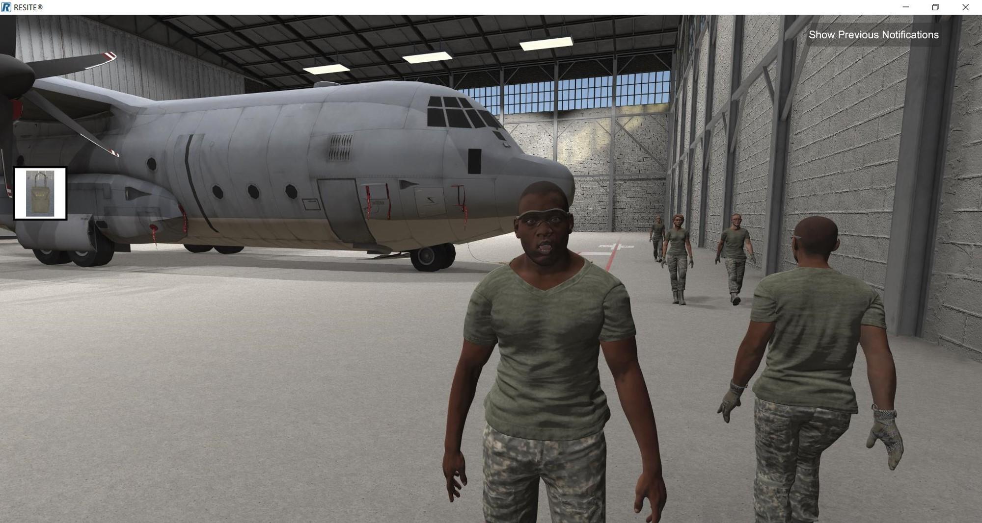 Resite Simulation 1